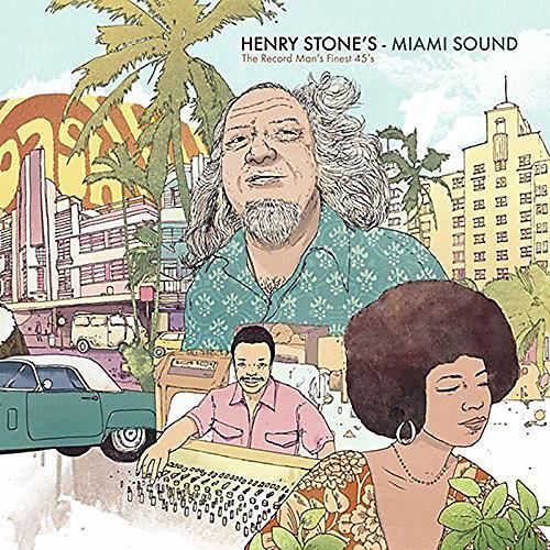 Alliance Henry Stone's Miami Sound -Record Man's Finest 45S - Henry Stone's Miami Sound -Record Man's Finest 45S