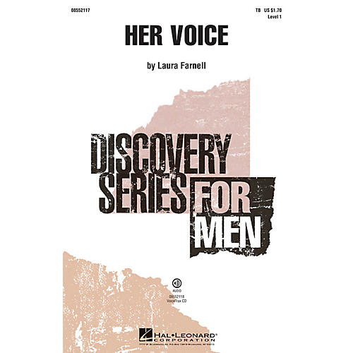 Hal Leonard Her Voice (Discovery Level 1) VoiceTrax CD Composed by Laura Farnell