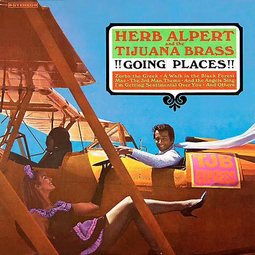 Alliance Herb Alpert & Tijuana Brass - Going Places