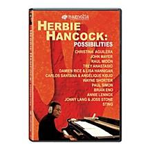 Magnolia Home Entertainment Herbie Hancock: Possibilities Magnolia Films Series DVD Performed by Herbie Hancock