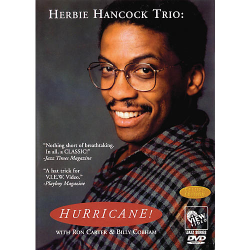 View Video Herbie Hancock Trio - Hurricane! Live/DVD Series DVD Performed by Ron Carter