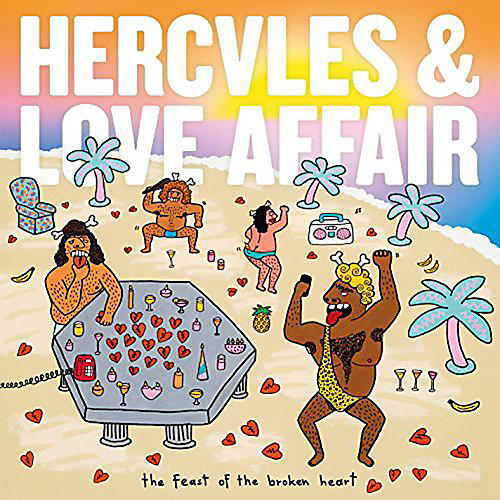 Alliance Hercules & Love Affair - Feast of the Broken Heart
