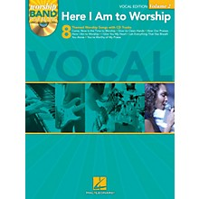 Hal Leonard Here I Am to Worship - Vocal Edition Worship Band Play-Along Series Softcover with CD  by Various