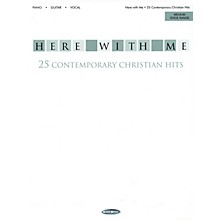 Word Music Here with Me (25 Contemporary Christian Hits) Book Series Performed by Various