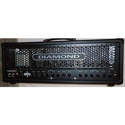 Diamond Amplification Heretic USA Custom Series100W Tube Guitar Amp Head