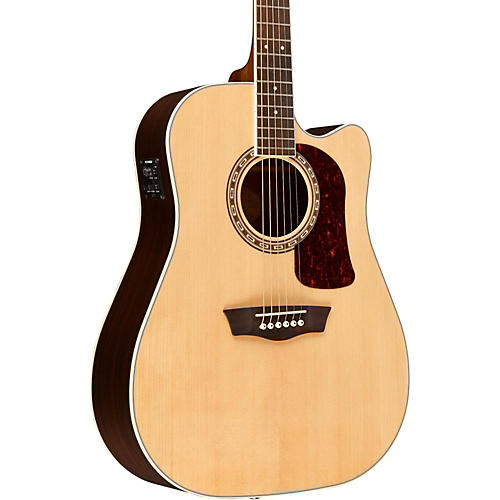washburn heritage 20 series hd20sce acoustic electric dreadnought guitar musician 39 s friend. Black Bedroom Furniture Sets. Home Design Ideas