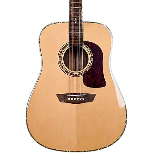 Washburn Heritage Elite HD80 Dreadnought Acoustic Guitar