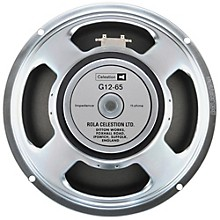 "Open Box Celestion Heritage G12-65 65W, 12"" Vintage Guitar Speaker"