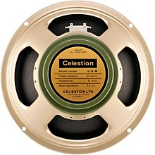 "Open Box Celestion Heritage G12M 20W, 12"" Vintage Guitar Speaker"