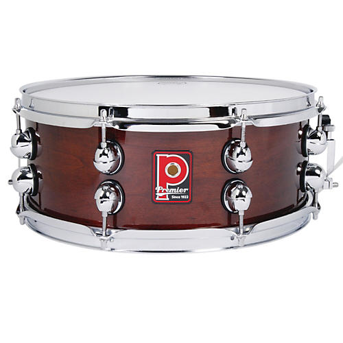 Premier Heritage Maple Snare Drum