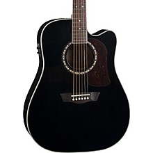 Washburn Heritage Series HD10SCE Acoustic-Electric Cutaway Dreadnought Guitar