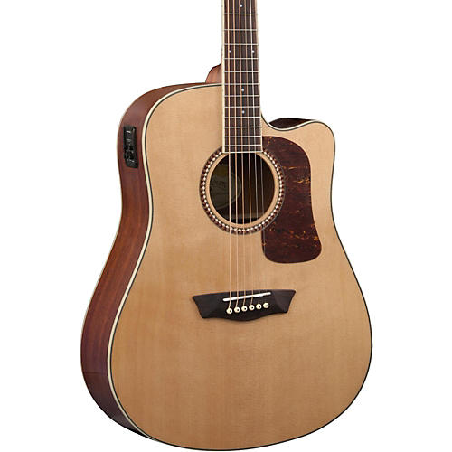 Washburn Heritage Series HD12SCE Dreadnought Acoustic-Electric Guitar
