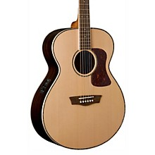 Open Box Washburn Heritage Series HG27SE-U Grand Auditorium Acoustic-Electric Guitar