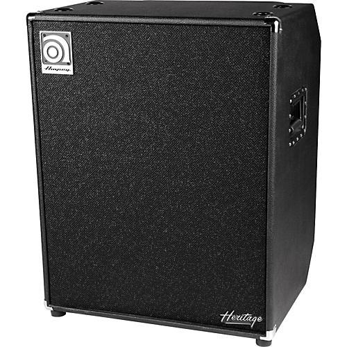 Ampeg Heritage Series HSVT-410HLF 500W 4x10 Bass Speaker Cabinet