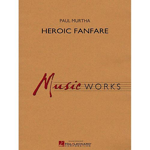 Hal Leonard Heroic Fanfare Concert Band Level 5