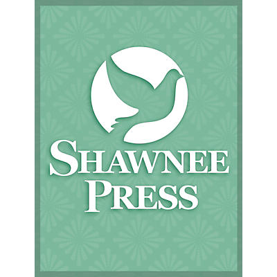 Shawnee Press He's the Lily in My Valley SATB Composed by Michael Barrett