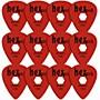 Clayton HexPick Guitar Picks - 12-Pack .50 mm