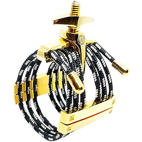 Silverstein Works Hexa Ligature Gold Small Clarinet