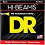 DR Strings Hi-Beams Lite 4-String Bass Strings