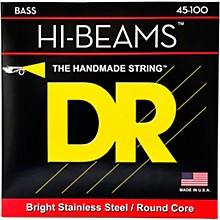 DR Strings Hi-Beams Medium-Lite 4-String Bass Strings