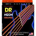 DR Strings Hi-Def NEON Orange Coated Medium 7-String Electric Guitar Strings (10-56) thumbnail