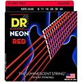 DR Strings Hi-Def NEON Red Coated Lite-Heavy (9-46) Electric Guitar Strings thumbnail