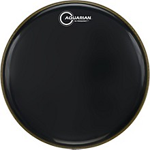 Hi-Frequency Drumhead Black Black 12 in.