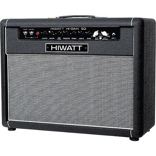 Hiwatt Hi-Gain 50SER 50W 2x12 Tube Guitar Combo Amp