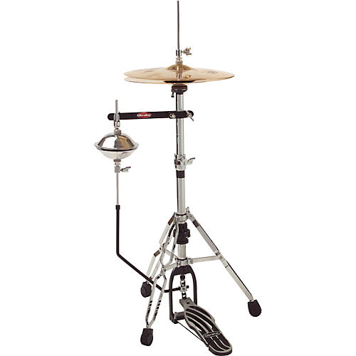gibraltar hi hat off time attachment with chik effects pack musician 39 s friend. Black Bedroom Furniture Sets. Home Design Ideas