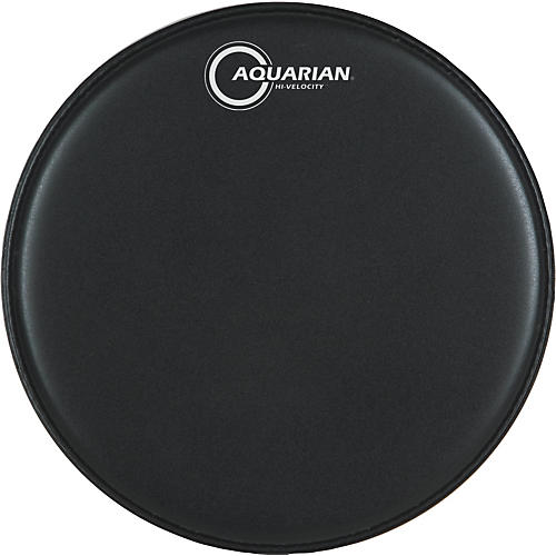 Aquarian Hi-Velocity Black Snare Head 13 in.