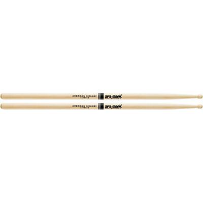 Promark Hickory 5A Pro-Round Wood Drum Sticks