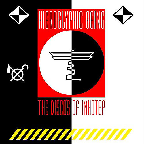 Alliance Hieroglyphic Being - Disco's Of Imhotep