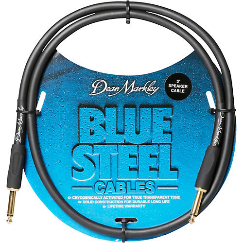 Dean Markley High Performance Straight Speaker Cable