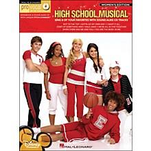 Hal Leonard High School Musical - Pro Vocal Songbook & CD for Female Singers