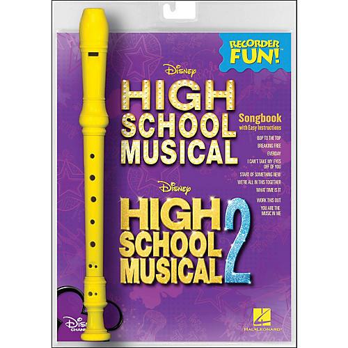Hal Leonard High School Musical - Recorder Fun! Pack