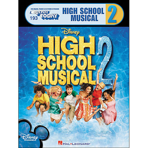 Hal Leonard High School Musical 2 E-Z Play 193