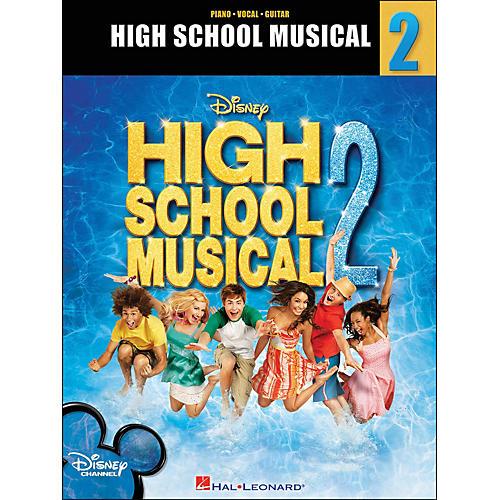 Hal Leonard High School Musical 2 arranged for piano, vocal, and guitar (P/V/G)