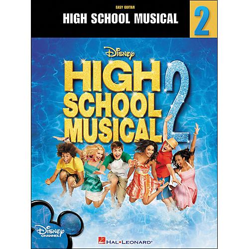 Hal Leonard High School Musical 2 for Easy Guitar Tab