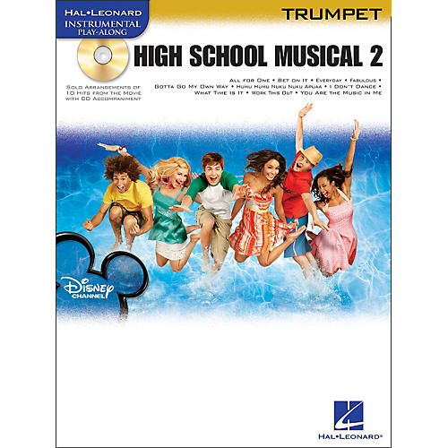 Hal Leonard High School Musical 2 for Trumpet Book/CD