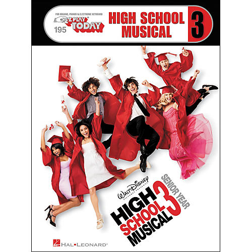Hal Leonard High School Musical 3 E-Z Play 195