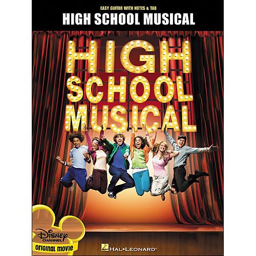 Hal Leonard High School Musical for Easy Guitar Tab