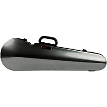 Open Box Bam Hightech Contoured Violin Case