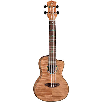 Luna Guitars High Tide Exotic Mahogany Concert Ukulele
