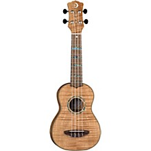 Luna Guitars High Tide Exotic Mahogany Soprano Ukulele