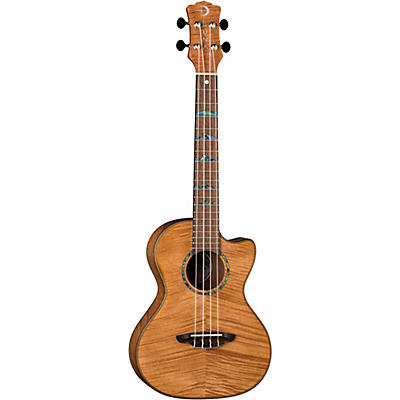 Luna Guitars High Tide Exotic Mahogany Tenor Ukulele