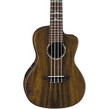 Open BoxLuna Guitars High Tide Koa Concert Acoustic-Electric Ukulele