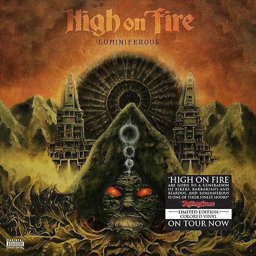 Alliance High on Fire - Luminiferous