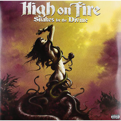 Alliance High on Fire - Snakes for the Divine