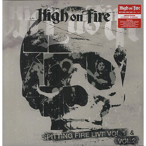 Alliance High on Fire - Vol. 1-2-Spitting Fire Live