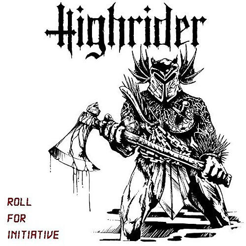 Alliance Highrider - Roll For Initiative